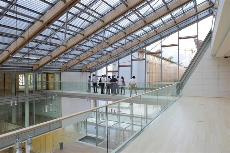MUSE - Museo delle ScienzeArea Le Albere - Riqualificazione dell'area industriale ex-MichelinTrento/Italia/2012