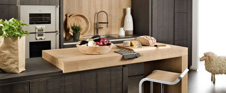 cuisine avalon darty plan de travail bois table pour manger kitchen ideas pinterest. Black Bedroom Furniture Sets. Home Design Ideas