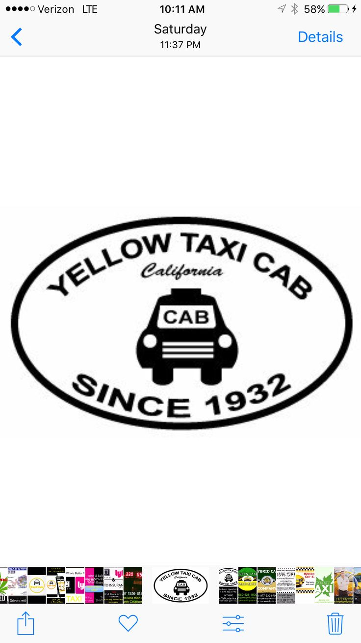 32 best Yellow Taxi Cab California images on Pinterest | Mountain ...