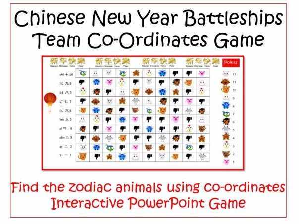 chinese new year zodiac animal themed co ordinates game chinese new year pinterest chinese new year chinese and zodiac