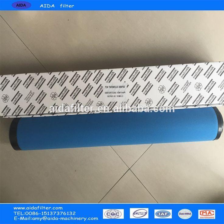 Alternative air compressor air filter atlas copco 1624187904