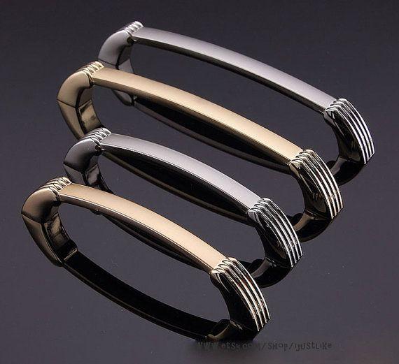 Simplism moderno stile anta Hardwares - decorativi mobili in metallo maniglie /Drawer tira/cucina maniglia /Dresser maniglia D(41)