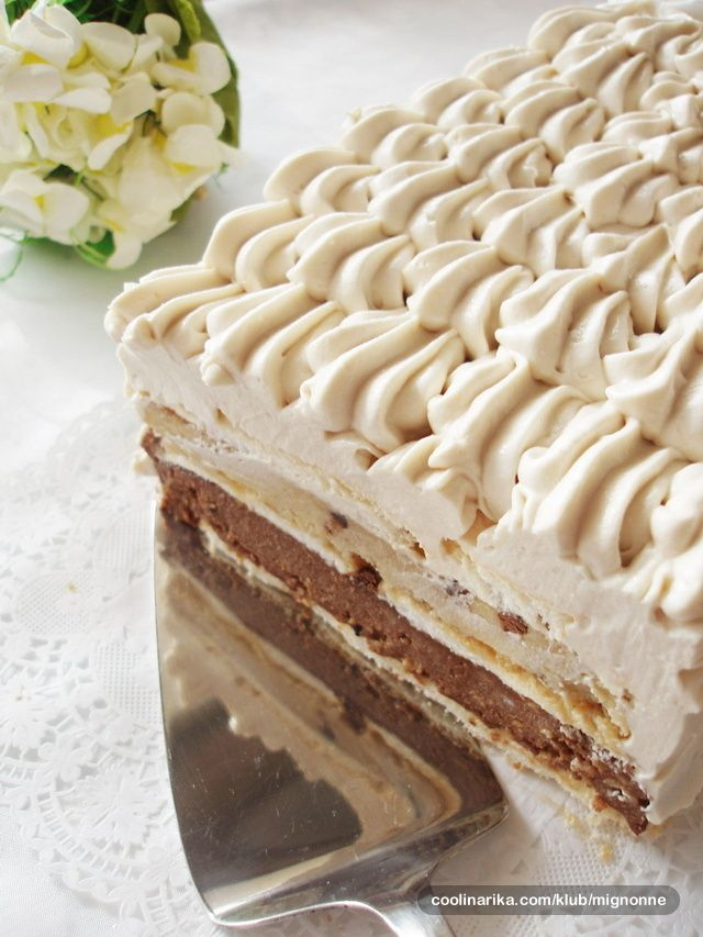 Cappuccino torta — Coolinarika