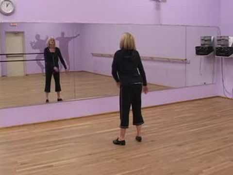 Advanced Tap Combination : The 'Back Essence' Tap Dance Move - YouTube