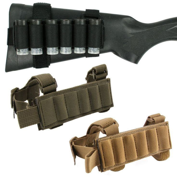 101 INC. BUTTSTOCK SHELL HOLDER
