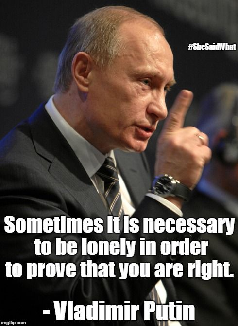 President Vladimir Putin. May be the only Archangel embodied on the planet and going good in current phase of Kali Yuga.