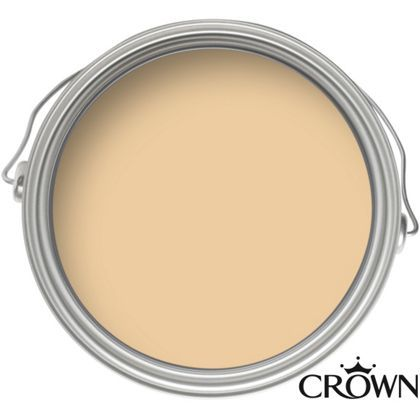 Crown Breatheasy Egyptian Sand - Matt Emulsion Paint - 2.5L