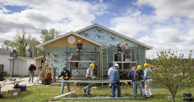 Habitat for Humanity is at work in local communities. Find your nearest Habitat today.