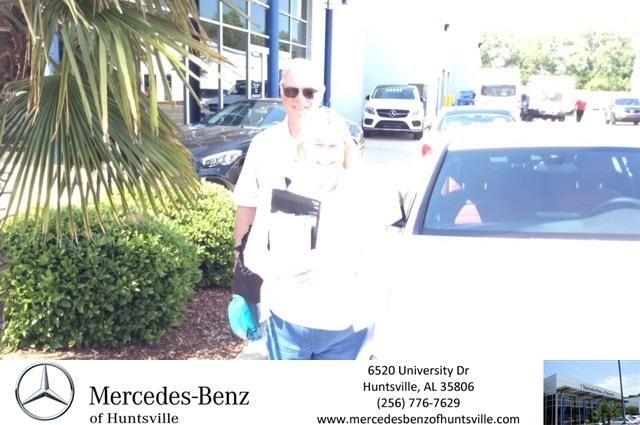 Congratulations Sharon on your #Mercedes-Benz #C-Class from Dan Dailley at Mercedes-Benz of Huntsville!  https://deliverymaxx.com/DealerReviews.aspx?DealerCode=TSTE  #Mercedes-BenzofHuntsville