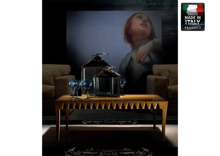 Mesa de Centro Vintage Gothika - Center Table Vintage Gothika