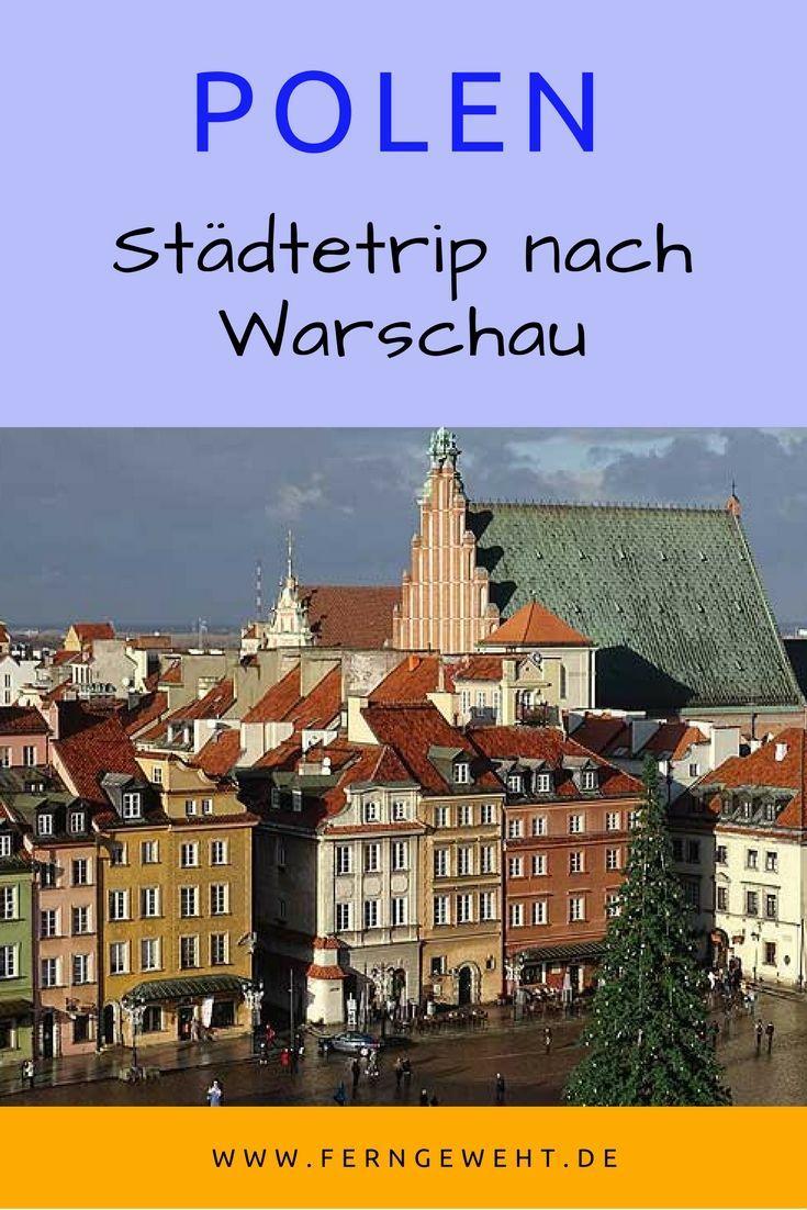 Auf nach Polen: zwei Tage auf Städtetrip nach Warschau. Mit Altstadt, Neustadt, Praga, Kultur- und Wissenschaftspalast