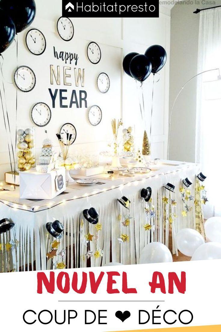 Idée Originale Nouvel An Décoration du Nouvel An 2020 : les 17 idées les plus originales