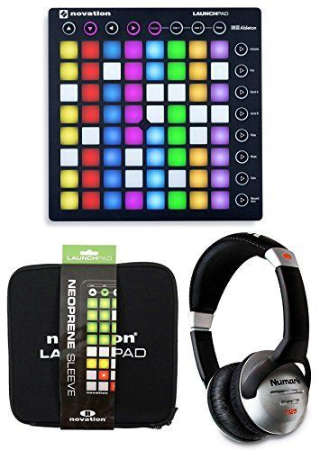 Novation LAUNCHPAD S MK2 MKII DJ Controller Pad Ableton Live Lite Carry Sleeve ** Check out this great product.