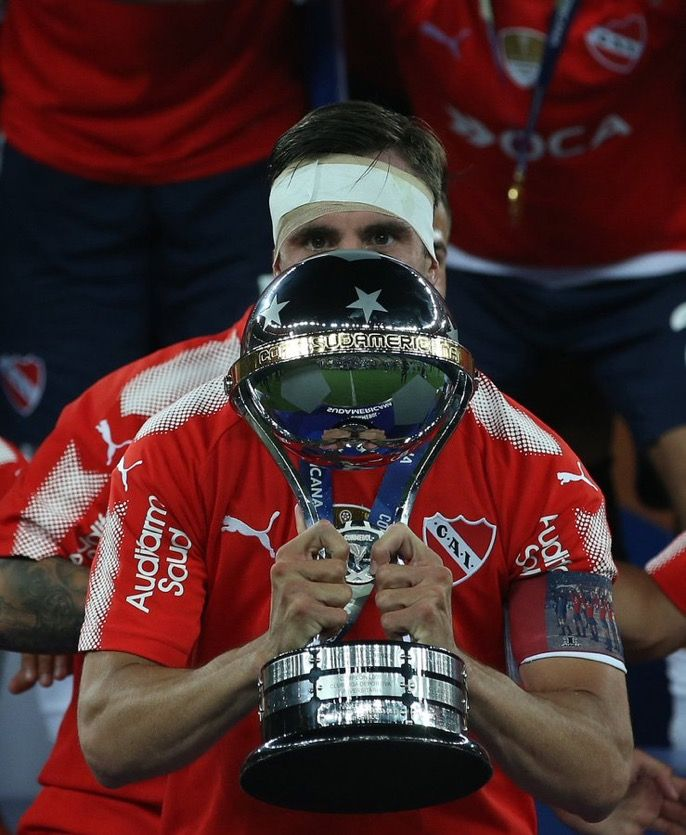Club Atlético Independiente. Campeón Sudamericana 2017 ... 198cd8f9ce73a