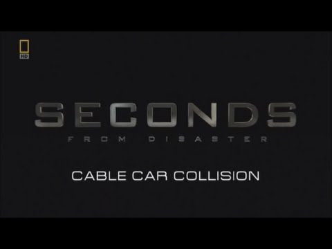 Seconds from Disaster: Cable Car- Military Plane Collision (Full Documentary)