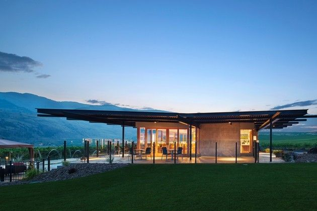 Oliver Osoyoos Winery Association | Oliver/Osoyoos, BC [Pictured: Black Hills Estate Winery]