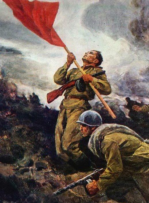 Поэзия о Великой Отечественной Войне 1941-1945 годов. Павел Шубин : Волховская застольная
