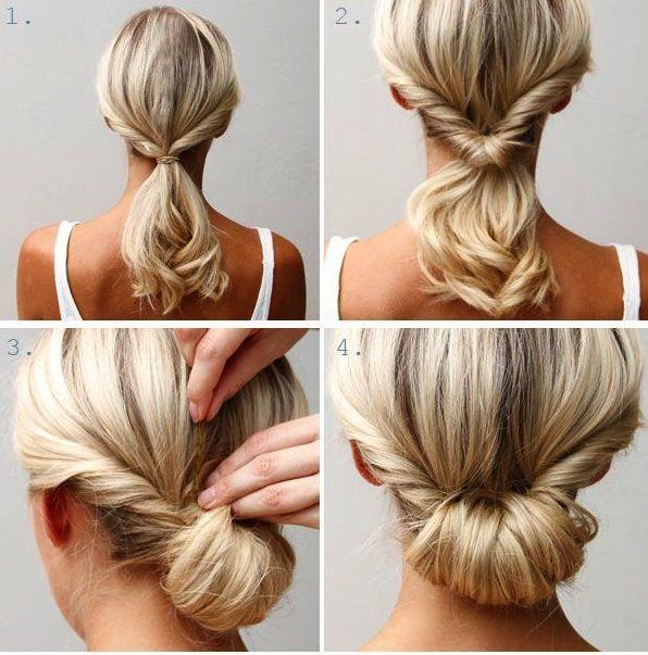 Hai voglia di una nuova acconciatura? Ti proponiamo 10 semplici e rapidi tutorial per capelli assolutamente da non perdere. Ce n'è per tutti i gusti e per ogni look!
