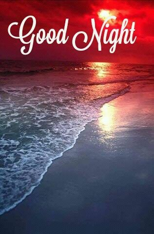 ❤️Goodnight My love! Come to my dreams tonight  if you can. Wish you feel better soon. I love you!
