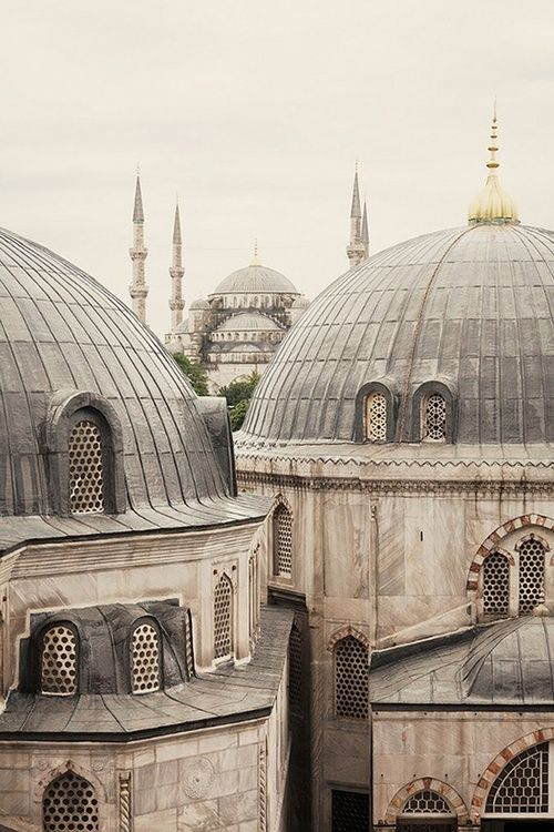 The Blue Mosque - Istanbul, Turkey.