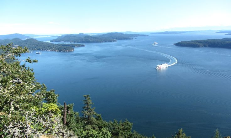Canada unplugged: near Vancouver … but away from it all on Galiano Island