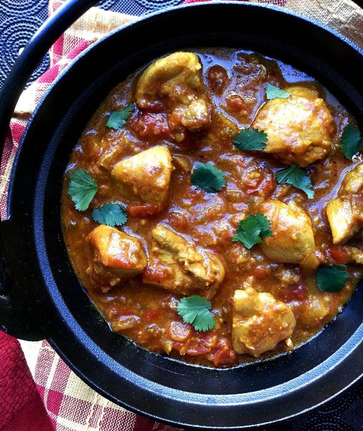 indian chicken madras curry recipe