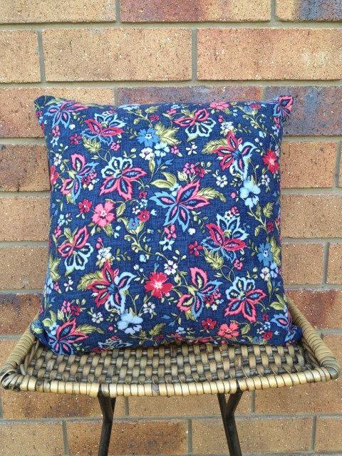 Mother Floral, 40x40cm Floral Print Cushion $AUD25