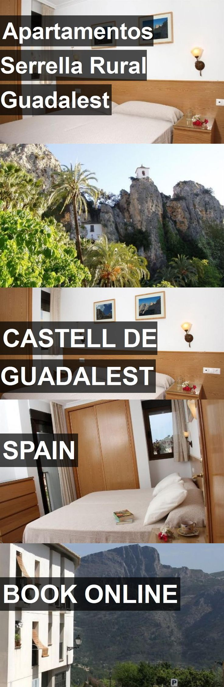 Hotel Apartamentos Serrella Rural Guadalest in Castell de Guadalest, Spain. For more information, photos, reviews and best prices please follow the link. #Spain #CastelldeGuadalest #ApartamentosSerrellaRuralGuadalest #hotel #travel #vacation