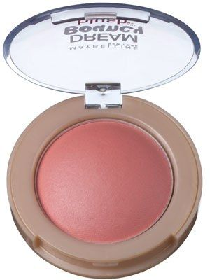This soft pink Maybelline powder-gel blush is universally flattering.