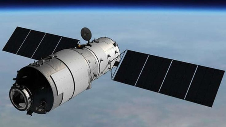 A space station from China is expected to crash into Earth next week
