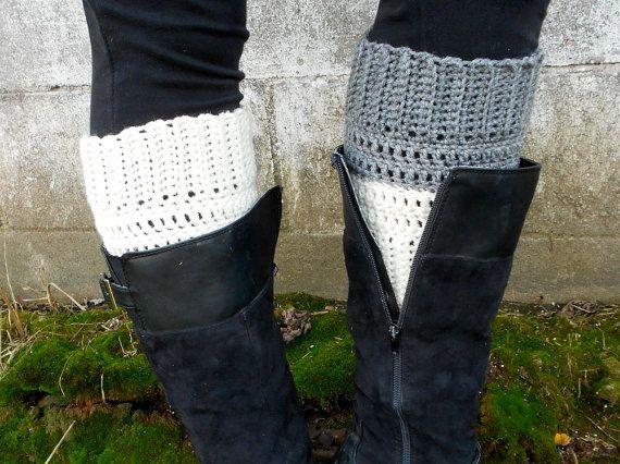 33 best crochet boot cuffs images on pinterest | crochet boot