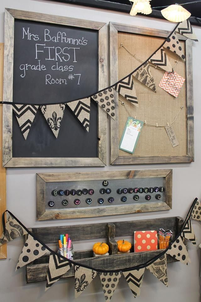 Modern Rustic Classroom ~ Best keeping up with classroom decor images on