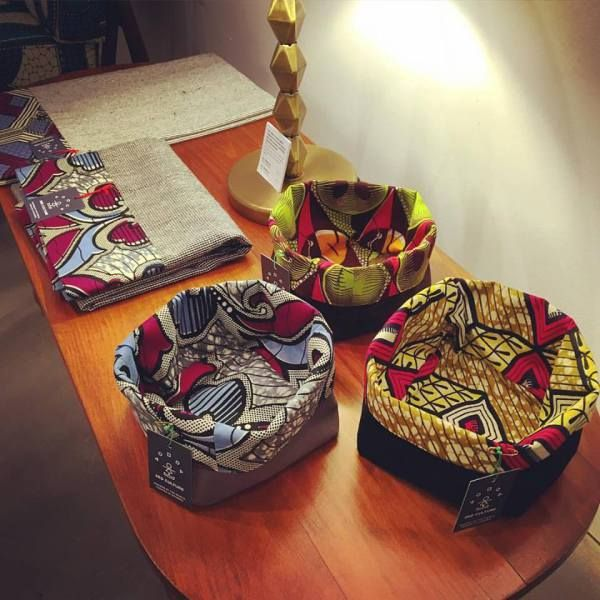 African Home Decor By 3rd Culture
