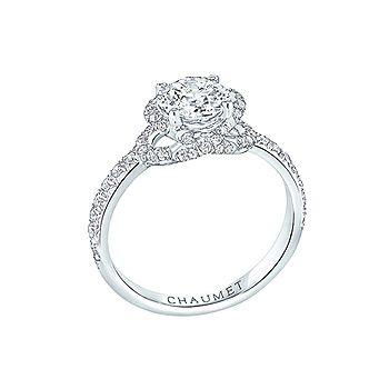 リアン・ドゥ・ショーメ - CHAUMET(ショーメ)の婚約指輪(エンゲージメントリング)