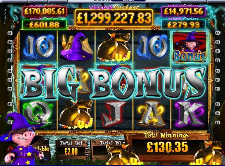 Slots Games Uk