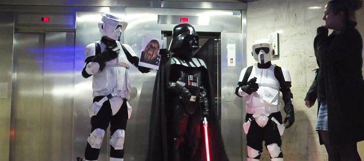 Caméra Cachée : quand Rémi Gaillard s'empare de l'univers Star Wars