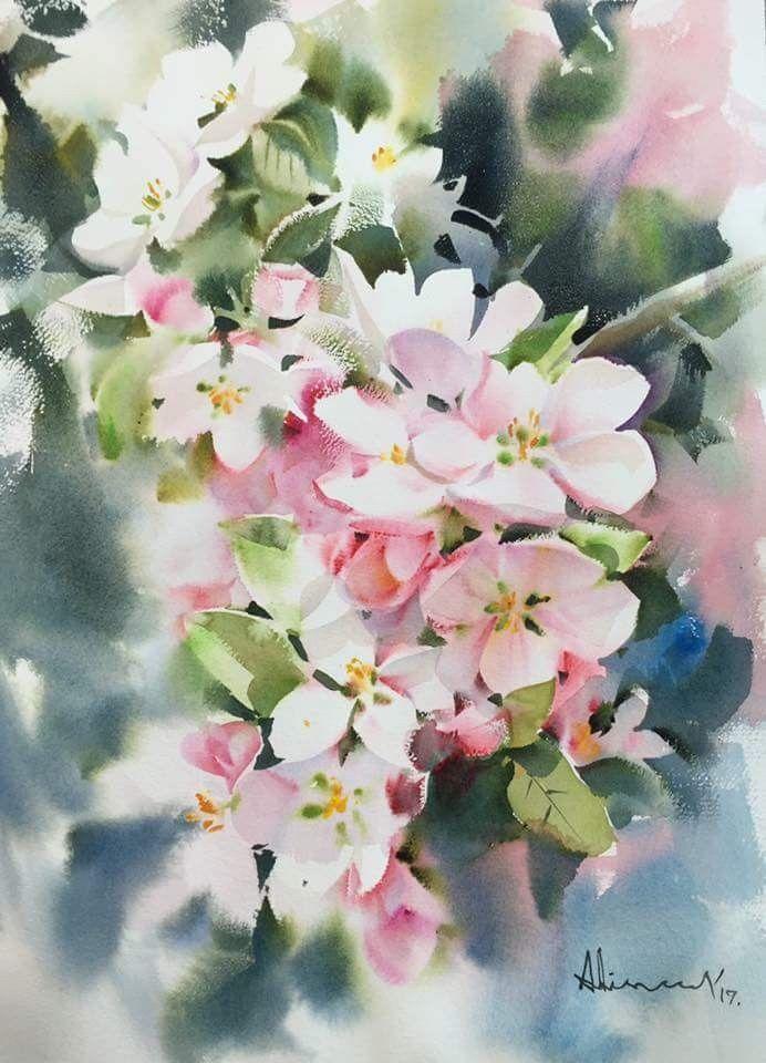 Watercolor by Adisorn Pornsirikarn
