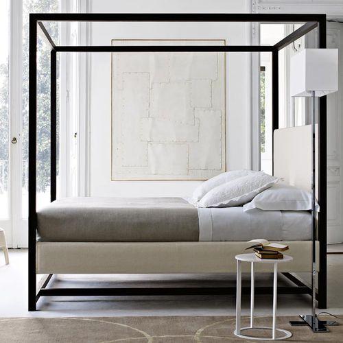 Oltre 25 fantastiche idee su Letto Di Alcova su Pinterest  Tende per letto, Camere da letto ...