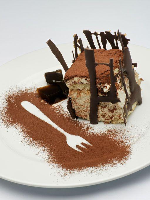 Tiramisú #food
