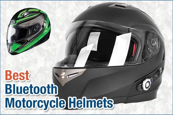 Top 9 Best Bluetooth Motorcycle Helmets
