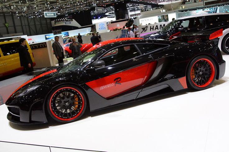HAMANN McLaren MP4-12C