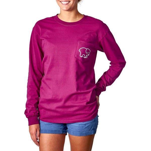 f3dcb15aac68b0 Ivory Ella Women s Hamsa Pigment-Dyed Long-Sleeve T-Shirt ( 40 ...