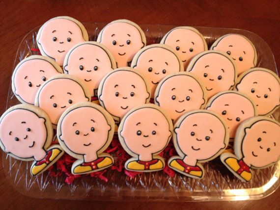 Seven thirty three - - - a creative blog: Caillou - I'm Just a Boy Who's Four!
