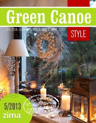 Green Canoe Style ZIMA 2013/5
