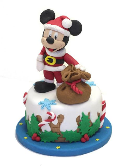 Santa Mickey... or Mickey Santa?
