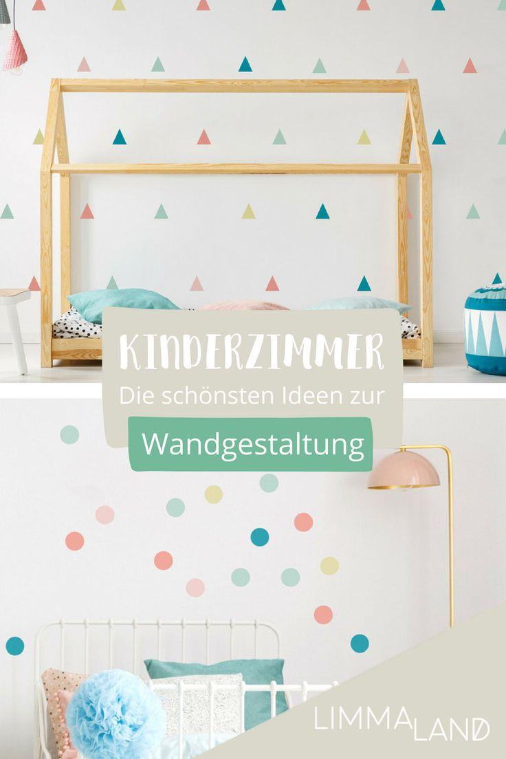 Wie gestalte ich schöne Wände im Kinderzimmer? Ganz einfach: mit unseren  Wandtattoos. Wir haben eine große Auswahl und es sollte für jeden etwas …