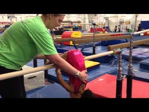 Cincinnati Gymnastics Week Five Curriculum - YouTube