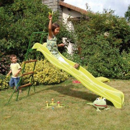 Toboggan de haute qualité pour que vos enfants puissent glisser pendant des heures sans ce blesser ! A découvrir d'urgence :)