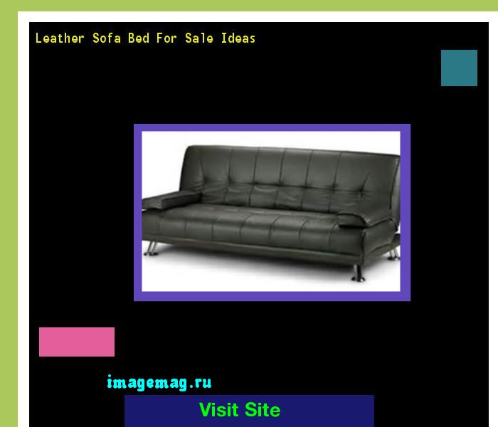 Leather Sofa Bed For Sale Ideas 142855 - The Best Image Search