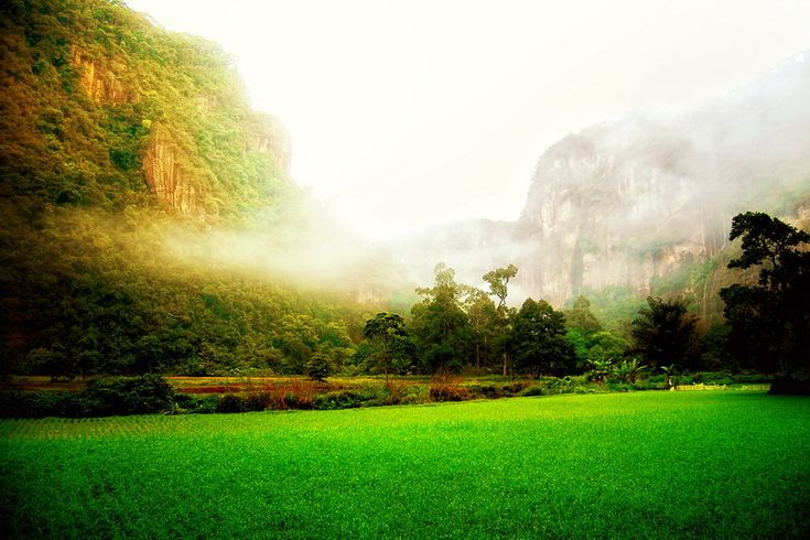 Another side of Harau Valley - Payakumbuh